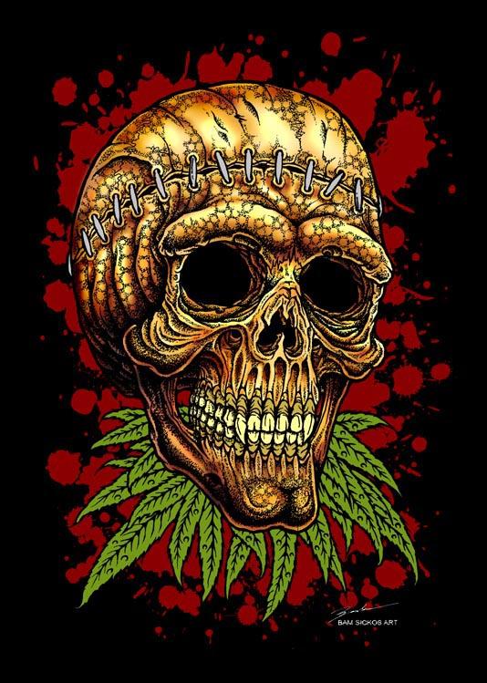 DESSINS - Skulls... 144196cb413bc97eb77e0af754658ee0d91d94d33fteb