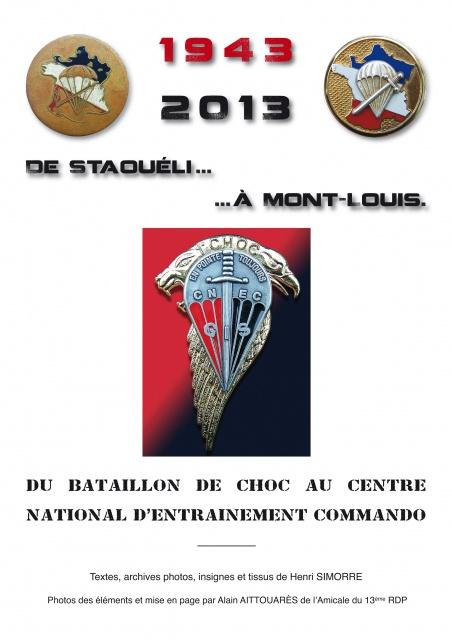 DE STAOUELI à MONT-LOUIS  1943-2013.... 144568PROJETCHOCMiseenpage1