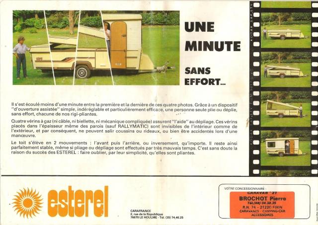 Les Esterel, début 80' 144857BrochureDos001