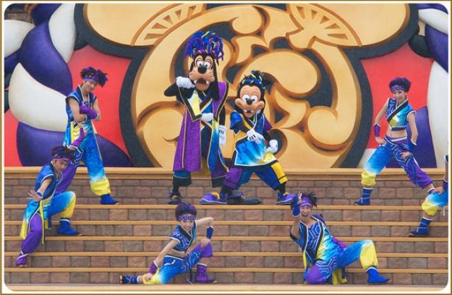 [Tokyo Disney Resort] Programme complet du divertissement à Tokyo Disneyland et Tokyo DisneySea du 15 avril 2018 au 25 mars 2019. 144898sf3