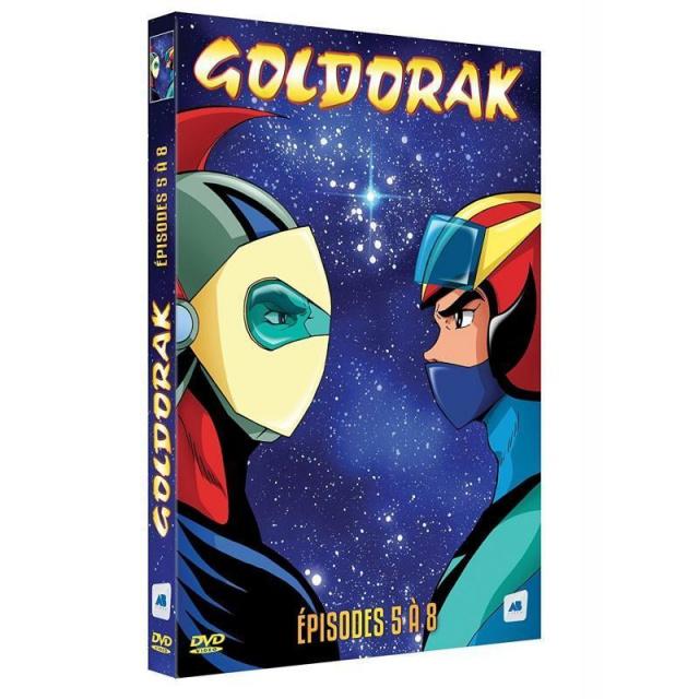 Goldorak - Collection DVD (Vente à l'unité) 1449056058