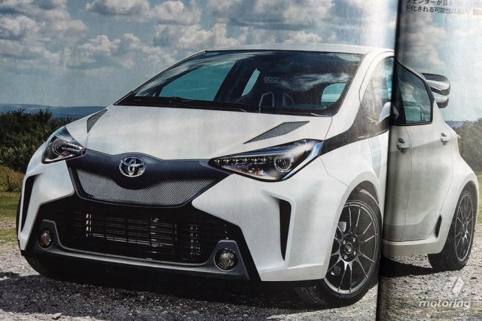 2017 - [Toyota] Yaris, Yaris GRMN 1461011906847908963054750