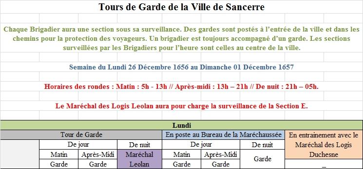 [RP] Plannings des Tours de Gardes de la Ville de Sancerre 1469371Planning