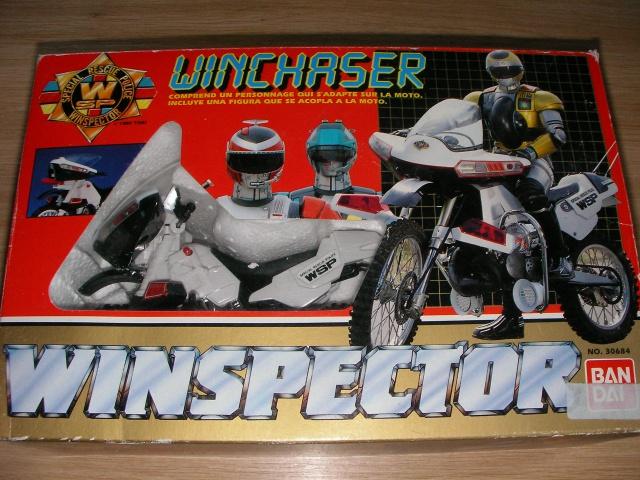 Metal Hero : Winspector - Page 2 147008SANY0014