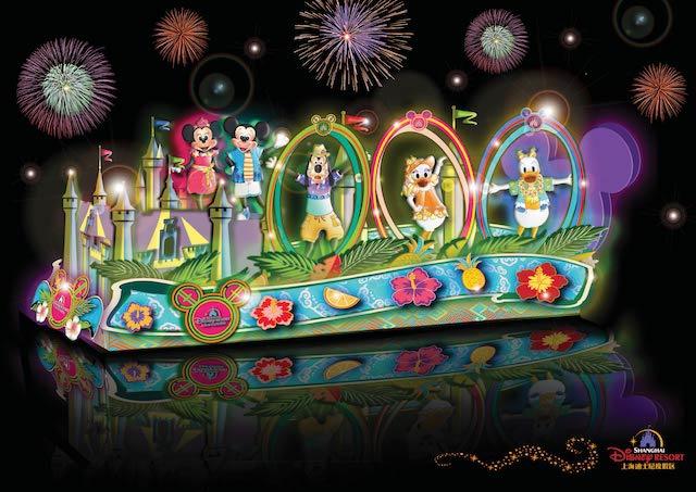 [Shanghai Disney Resort] Le Resort en général - le coin des petites infos  - Page 5 147260w952
