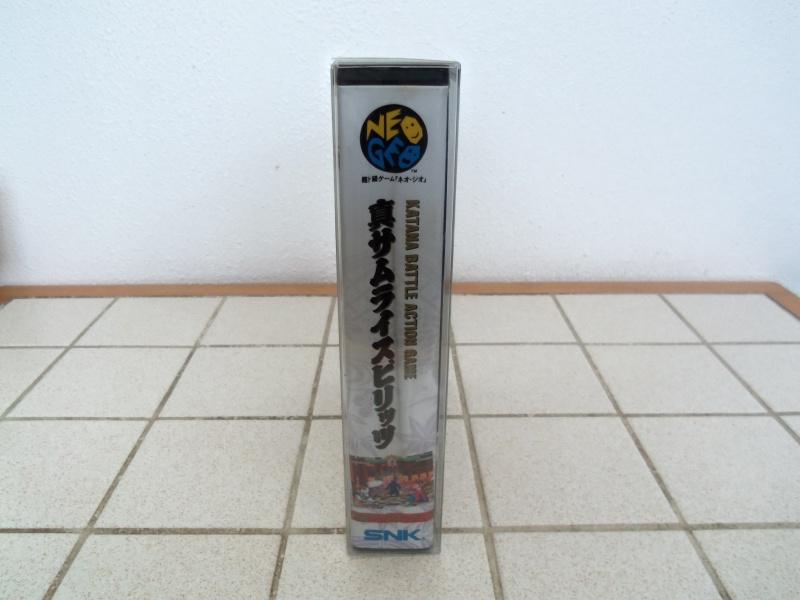Protective Case - boitiers de protection pour les jeux AES 1482111001845