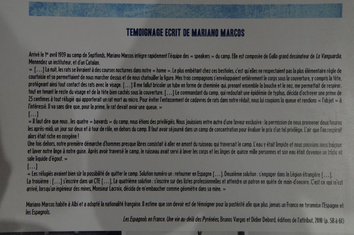 [ Histoire et histoires ] Musée de la résistance et du combattant à Montauban 148237DSC07538