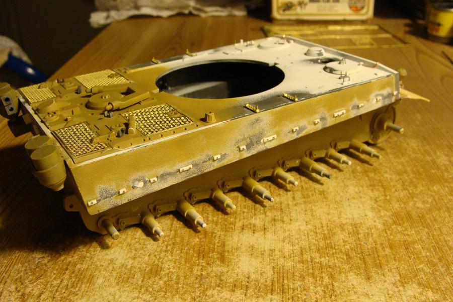Tigre I - Tamiya ref 35156 - 1/35 - Page 2 148255DSC05022