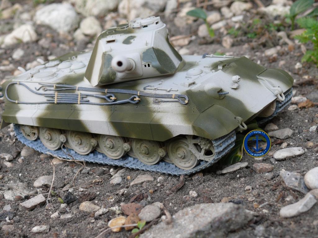 Sd.Kfz. 182 Panzer VI ausf B Tiger II Porsche Turret 148617konigstiger13