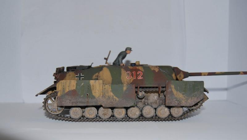 Jagdpanzer IV L/70 (V) [Tamiya]  149030DSC2121