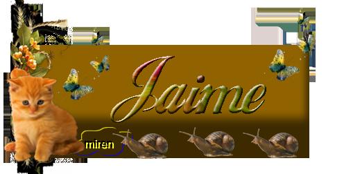Nombres con J 1491041Jaime