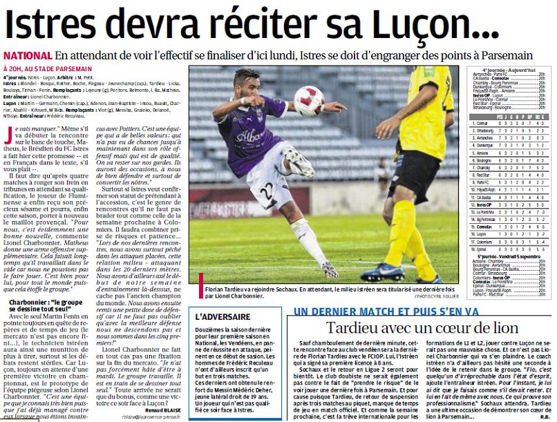 Vendée Luçon Football (National) 149521897