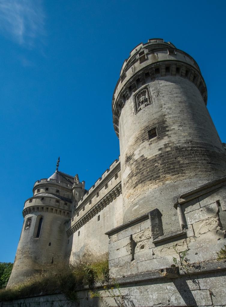 Chateau de Pierrefonds (60)  151231IMGP5112