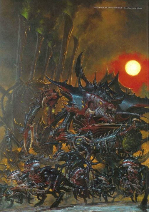 [W40K] Collection d'images : les Xenos 151367ty6