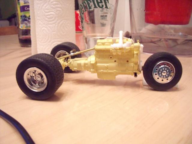 """Truck trike """"monster garage"""" 151382DSCF53861"""
