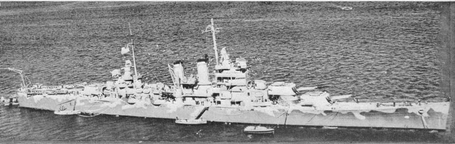 USN CROISEUR LOURD USS WICHITA 151801USSWichitaCA452