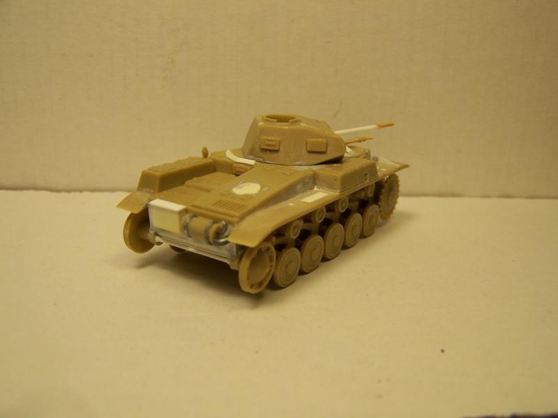 Panzer 2 auf F Africa Korps 1941  (Terminé) 1518351005368