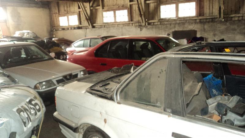 Mon BMW 323i E30  BAUR 151843DSC03545