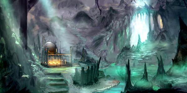 GO'LOM - Les Grottes des Ancêtres