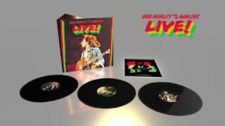 Bob Marley & the Wailers – Live! (3-LP vinyl Deluxe Edition)