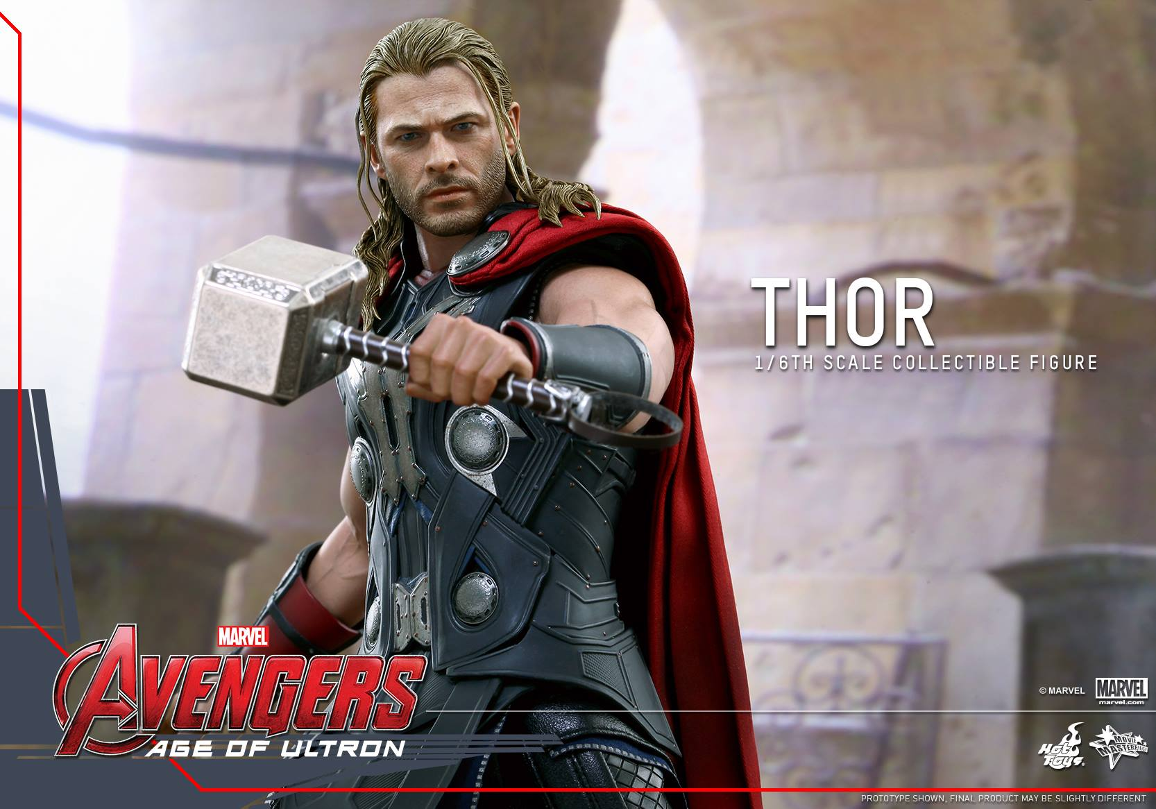 HOT TOYS - Avengers: Age of Ultron - Thor 152269108