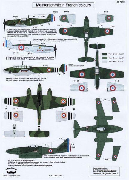 Bf 109 E3 WNr 1304 du JG 76 capturé le 22/11/1939 152848103710BD720821