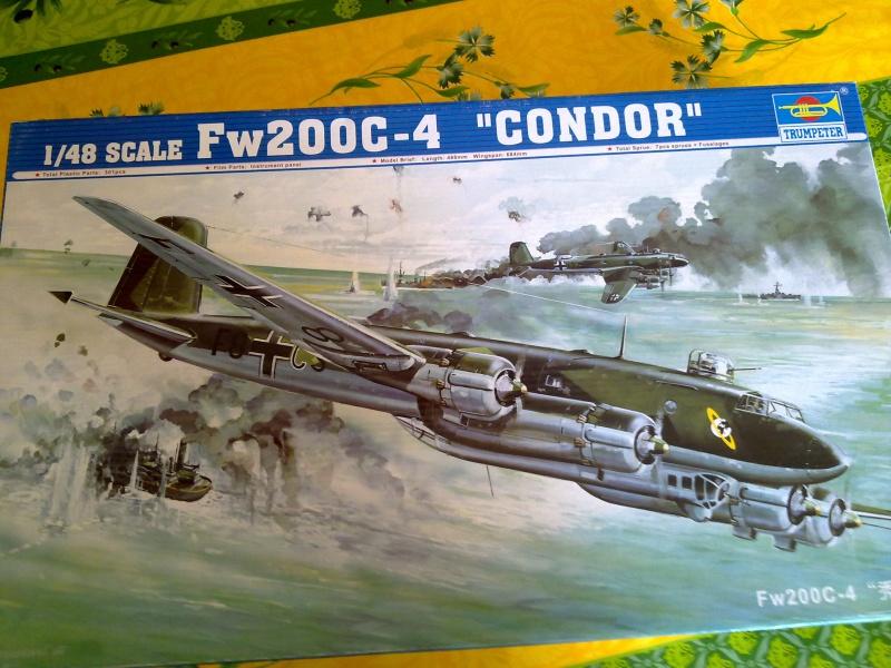 """FW200C-4 """"Condor"""" 152917221020111699"""