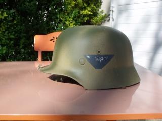 Camouflage des casques. 153594DSCF3370