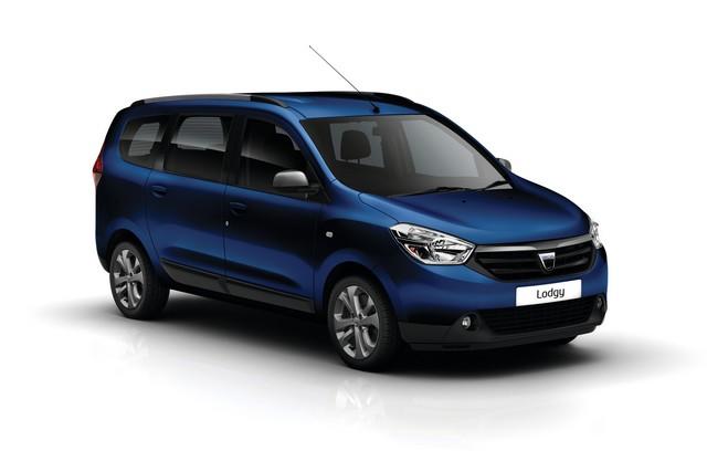 Dacia : une série limitée anniversaire pour tous les modèles de la gamme 1539586635116