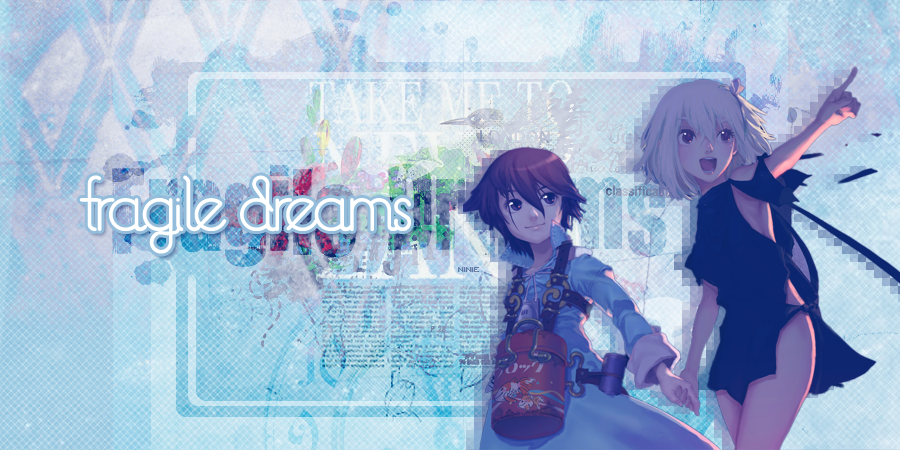 Fragile Dreams RPG