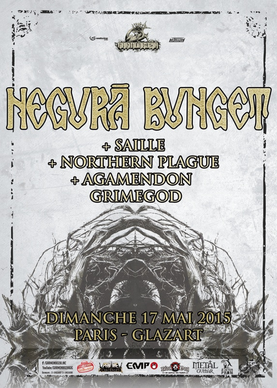17.05 - Negura Bunget + Saille + Northern Plague+..@ Paris 15497220150517NeguraBungetweb