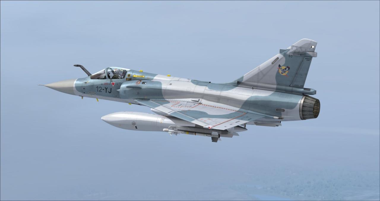 Mirage 2000-C 155258M2K05