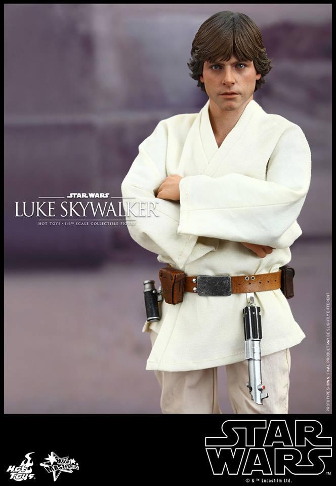 HOT TOYS - Star Wars: Episode IV A New Hope - Luke Skywalker 155906108