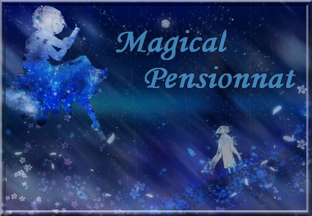 Magical pensionnat