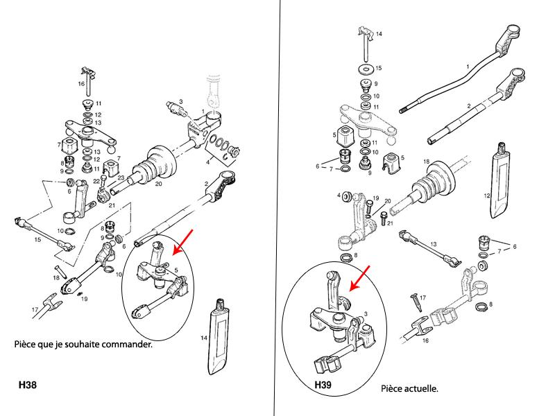 schema boite de vitesse  boite mecanique  boite de vitesse