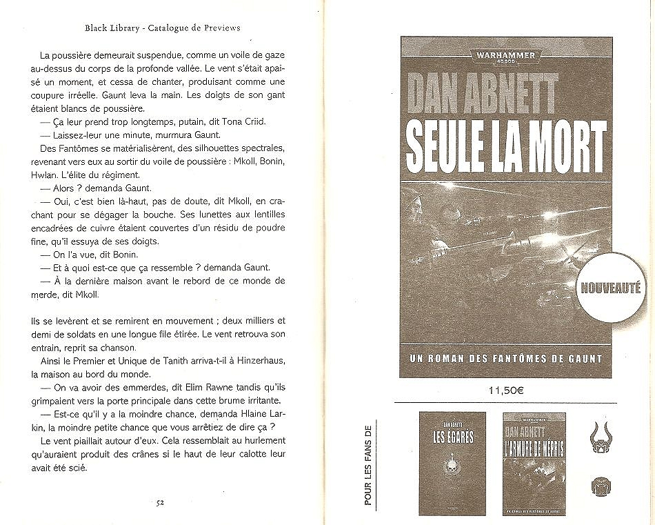 Seule la Mort de Dan Abnett - Page 2 156798lamort2