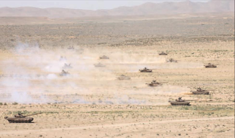 صور دبابات قتال رئيسية الجزائرية T-72M/M1/B/BK/AG/S ] Main Battle Tank Algerian ]   156857Capture