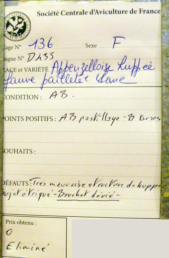 2014 - salon de l'Aviculture de Paris du 22/02/2014 au 02/03/214 - Page 4 156925P1130492