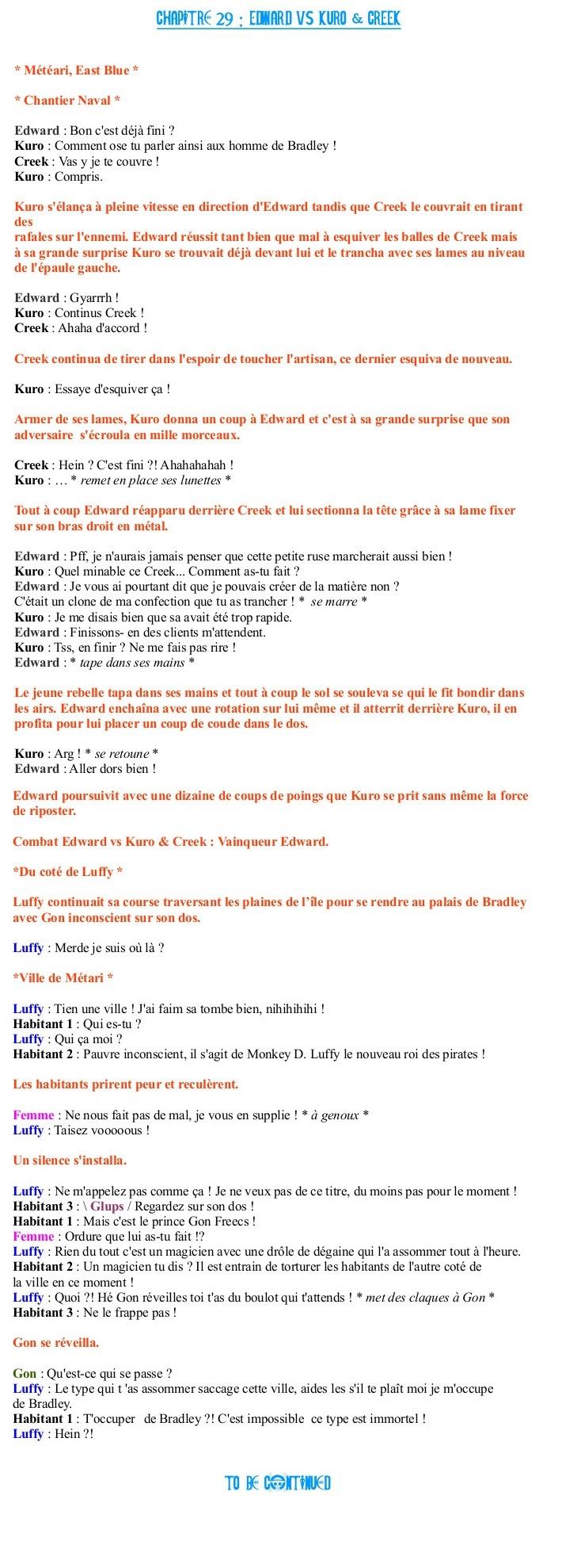 [Fanfiction] All Star Héros 157836Chapitre29