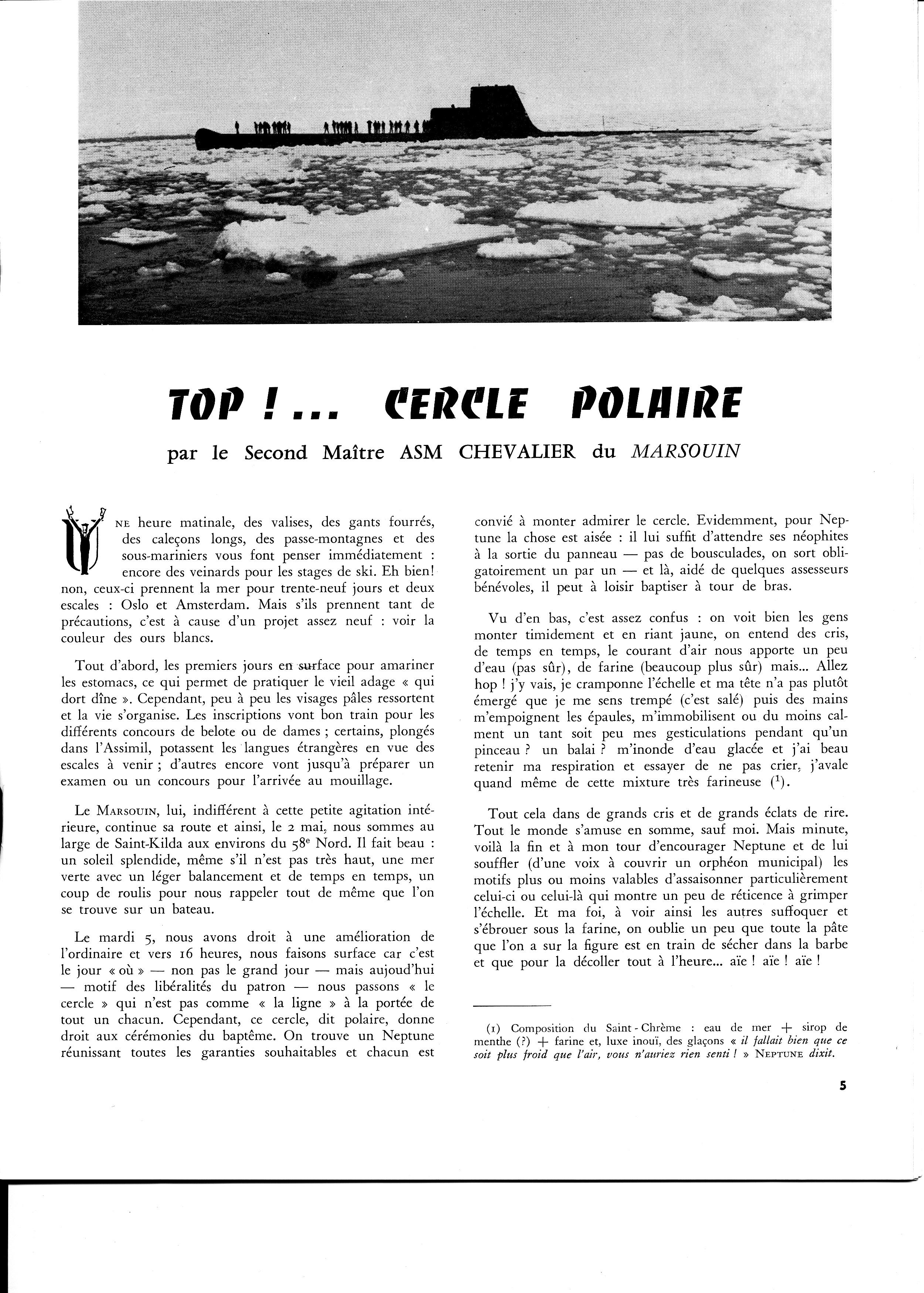 [ Divers - Les classiques ] Les 1ère et 2ème Escadrilles en 1965 158611plonge5