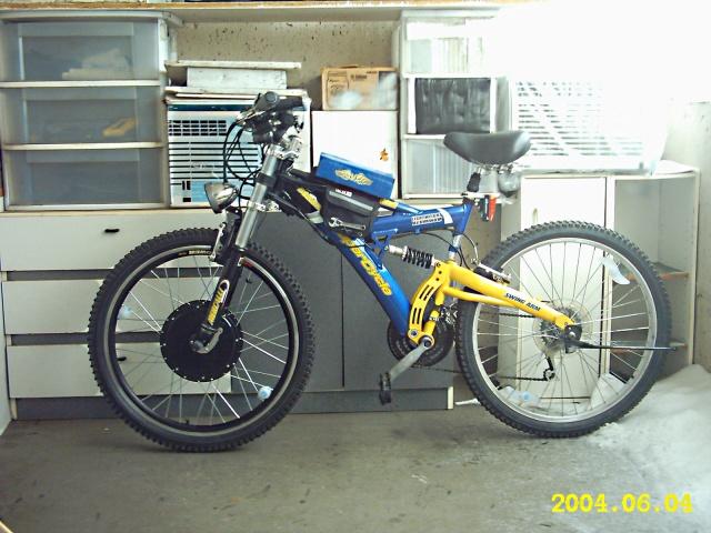HOOLIGAN..Pas un (( GRAND )) vélo.....MAIS !!! - Page 5 1593549807
