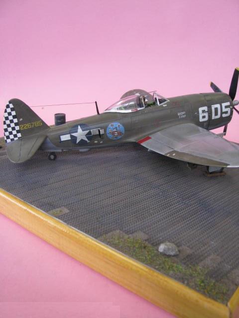 Restauration P-47D Monogram 1/48 .......Terminé!  - Page 2 160089IMG6039