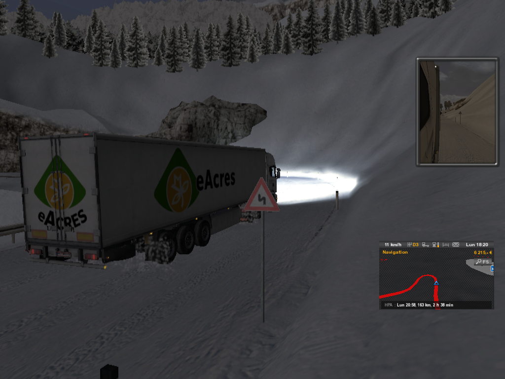 ETS2 - On the road 4 et extension Russie 161273ets200007