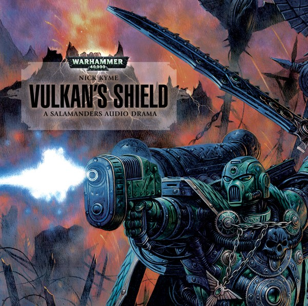 Vulkan's Shield (Audio Short) de Nick Kyme 161445VulkansShield