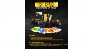 Avril 2015 Editions collector BORDERLANDS HANDSOME COLLECTION CLAPTRAP-IN-A-BOX 161588jaq51