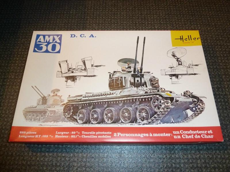 AMX 30 DCA - (Réf. L811) 1/35 161595HellerAMX30DCA811000