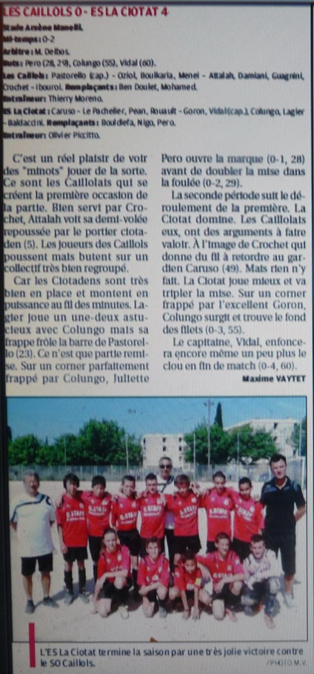 S O LES CAILLOLS - Page 2 161792P1170187