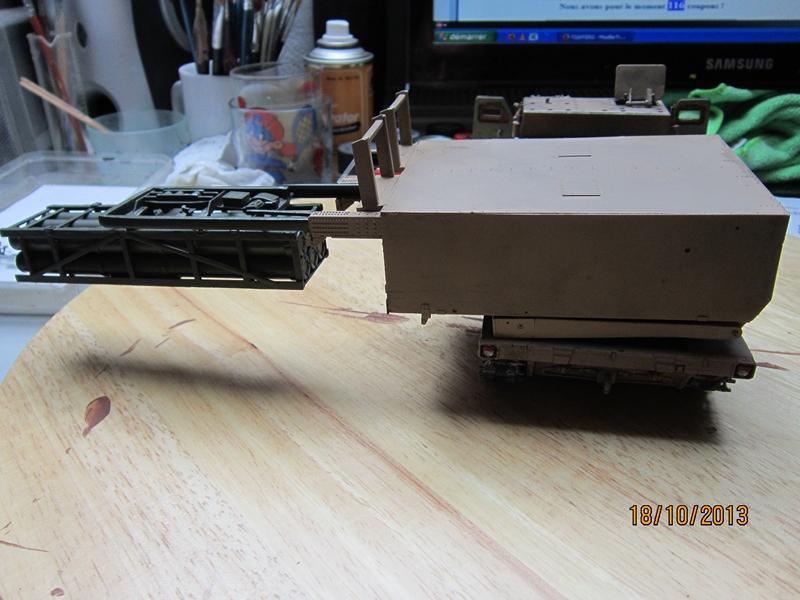 M270 RMLS w/M26 ROCKET PODS 1/35 de modern AVF series 162655IMG1714800x600