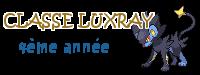 Luxray 4ème année