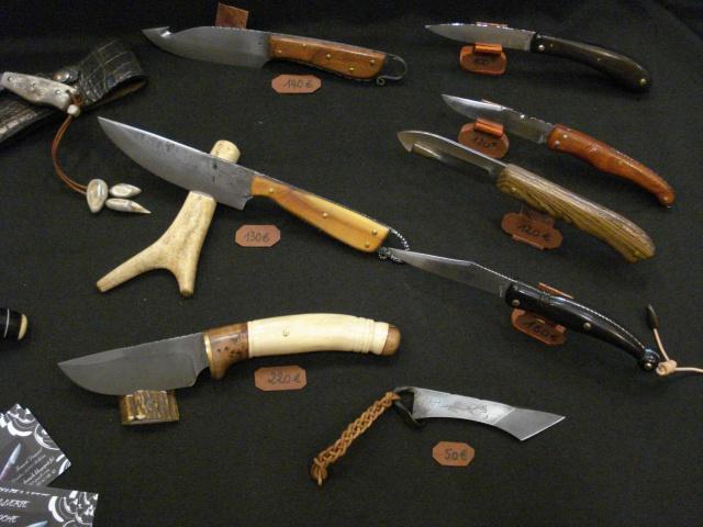 2ème Salon du couteau d'Annecy LES 29 ET 30 JUIN 2013 163521DSC04079